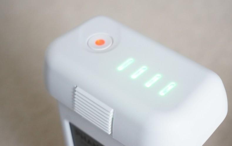 バッテリーが少ない!?Phantom3の自動放電システムを忘れずに。