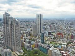 ドローンの規制、東京で有るところ、無いところ。