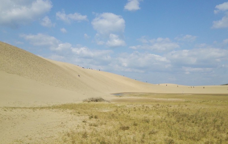 鳥取砂丘のドローン撮影は誰でも条件付きOK!寛大な鳥取県が素晴らしい。
