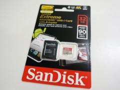 これはお買い得!4K対応の超高速microSD(class10&U3)をドローン用に購入
