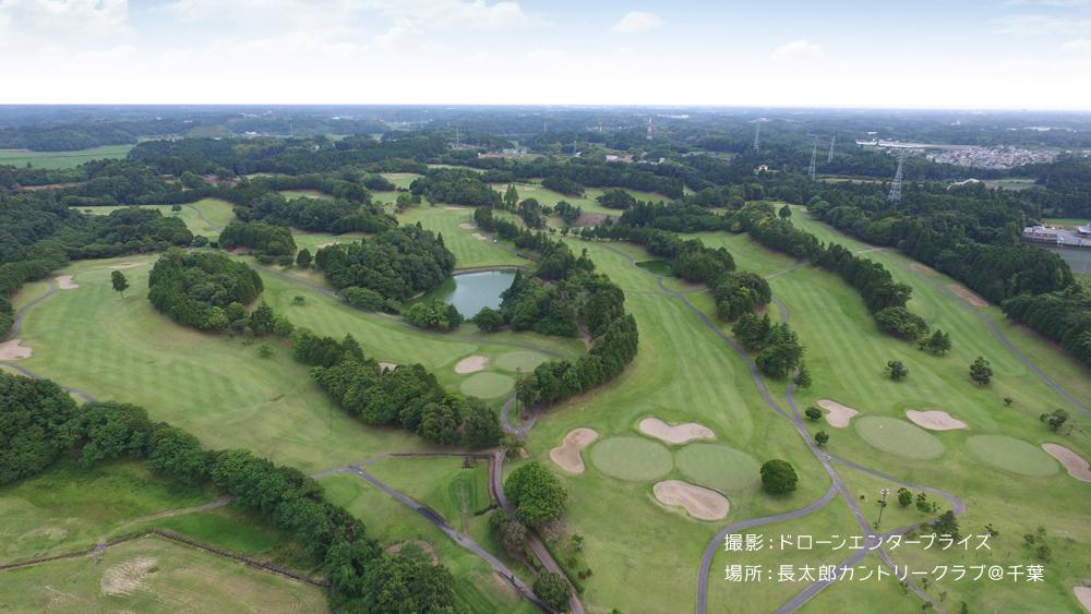 ゴルフ場全体