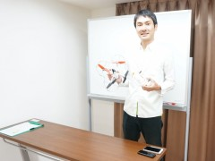 ドローンの操縦ワークショップ(初心者向け教室)を開催!@11/15(火)・11/19(土)