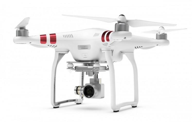 このドローンは格安!空撮を趣味で楽しむのにベストなPhantom3 Standard。