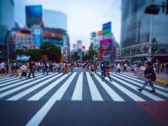 渋谷スクランブル交差点での、ドローン飛行を徹底的に考えてみる。