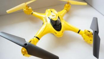 抜群の高度維持&FPV機能!「X401H」はドローン飛行練習にピッタリ。