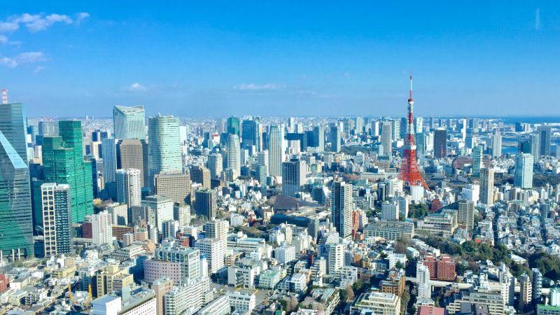 ドローンの規制、東京都内で有るところ、無いところ。