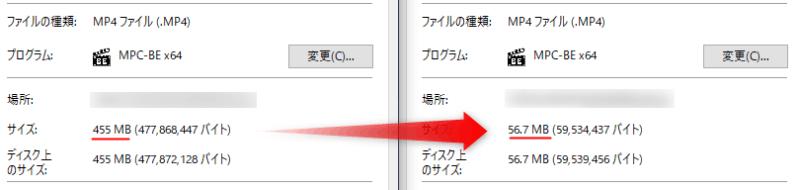 グーグルフォトのファイル