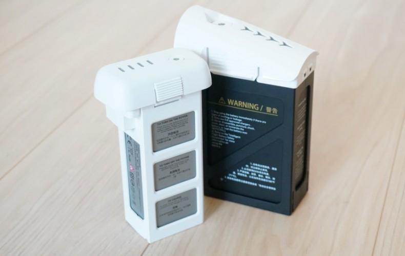 ドローンのバッテリー寿命を短くしない5つのススメ。