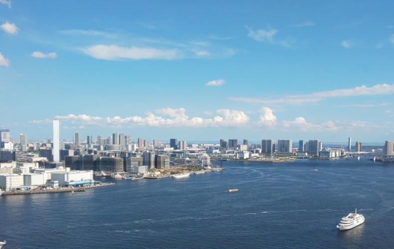 ドローンを海上で飛行するのは制限ある?東京湾は海上保安部・港湾局の許可必要?