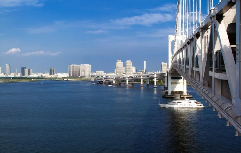 東京湾(東京港)でドローン制限は?海上保安部・港湾局の許可が必要不可欠です