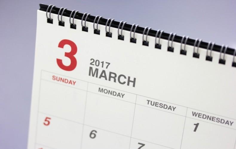 2017年3月の代表的な撮影事例