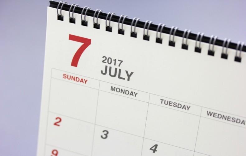 2017年7月の代表的な撮影事例