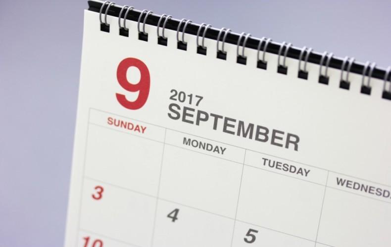 2017年9月の代表的な撮影事例