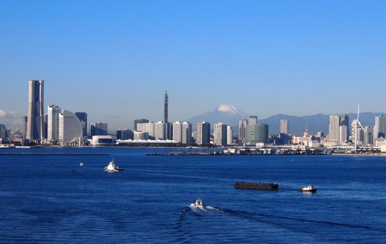 """街中からドローンを上げて""""富士山""""を背景に入れるためには?"""