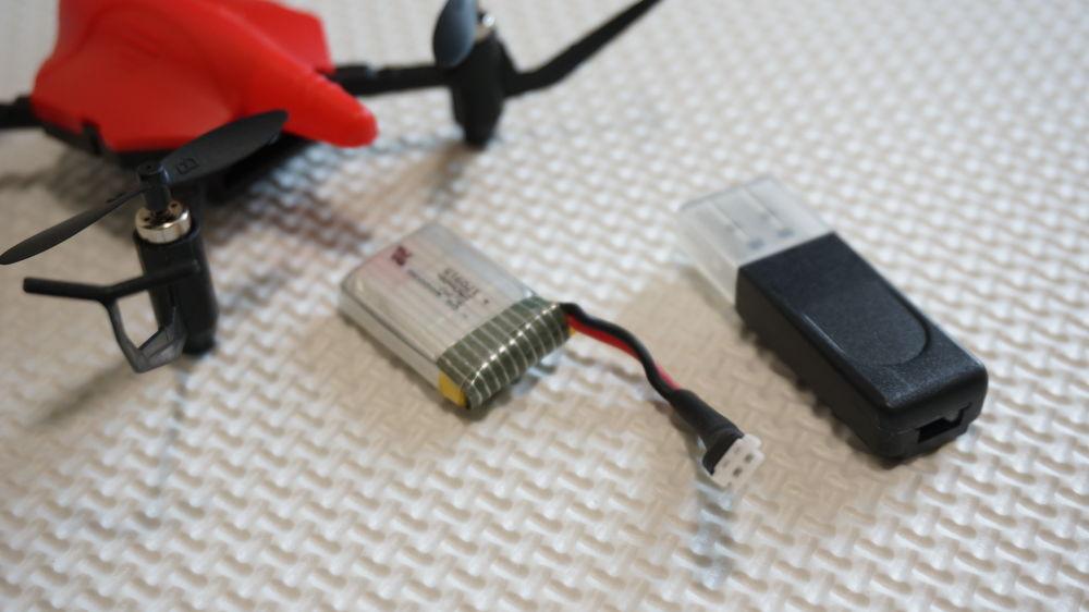 専用USB充電