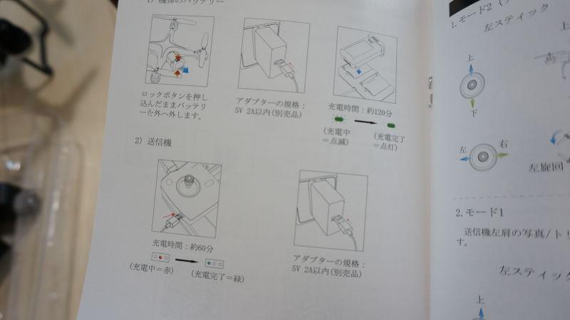 日本語マニュアル