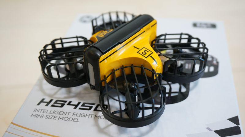 HS450のメイン