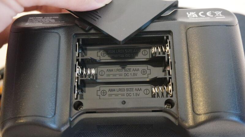 HS420単4電池